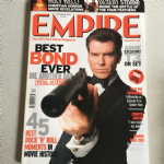 Empire Magazine December 2002 issue 162 Die Another Day